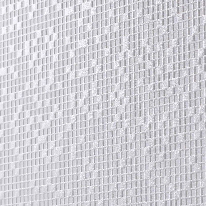 Eve White Tile Wallpaper Mosaic Wall Coverings By Graham