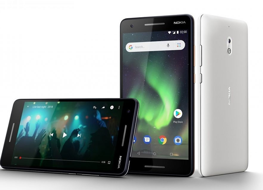 Nokia 2.1 with comes 8MP primary camera and 5MP secondary