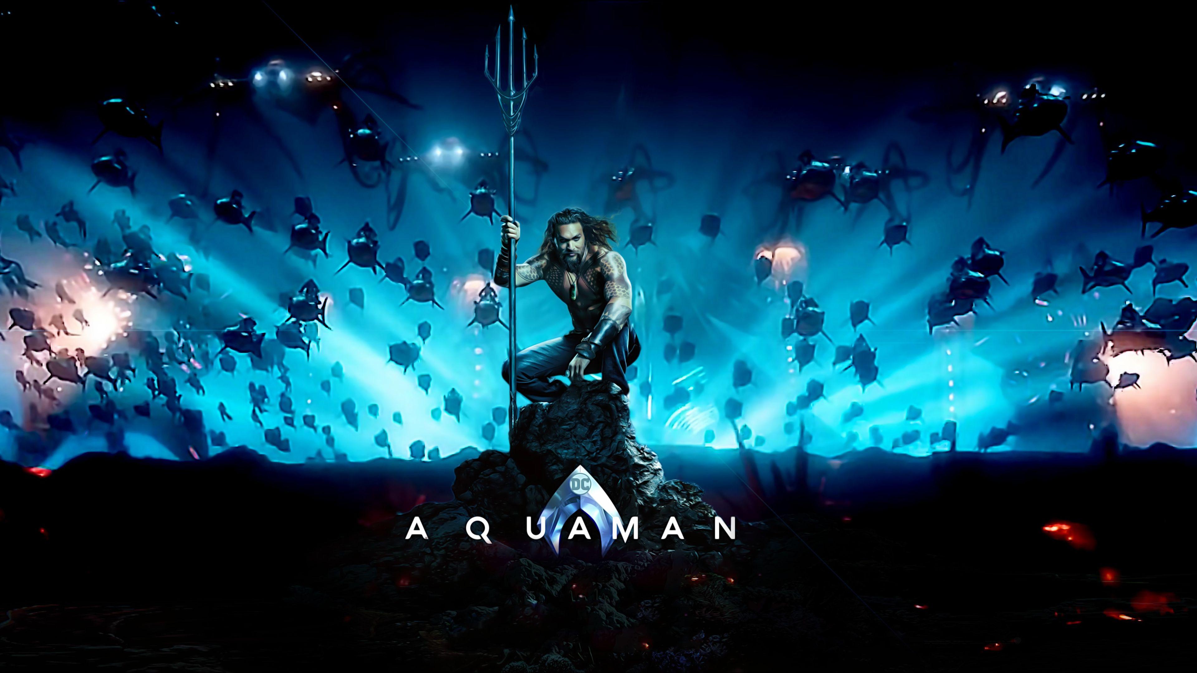 Aquaman Movie Poster Movies Wallpapers Jason Momoa Wallpapers Hd Wallpapers Deviantart Wallpapers Artwork Movie Posters Movie Wallpapers Movie In The Park