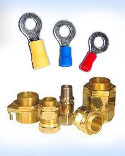 Cable Glands And Terminals Braco Electrical Is An Iso 9001 2008 Certified Indian Brand Of Quality Cable Glands Accessories And Electricity Pvc Coat Fittings