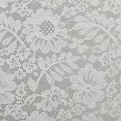 Vellum Paper With Lace Pattern