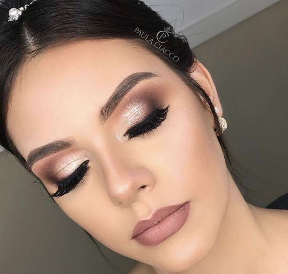 Fascinating makeup look to copy – W.W.I
