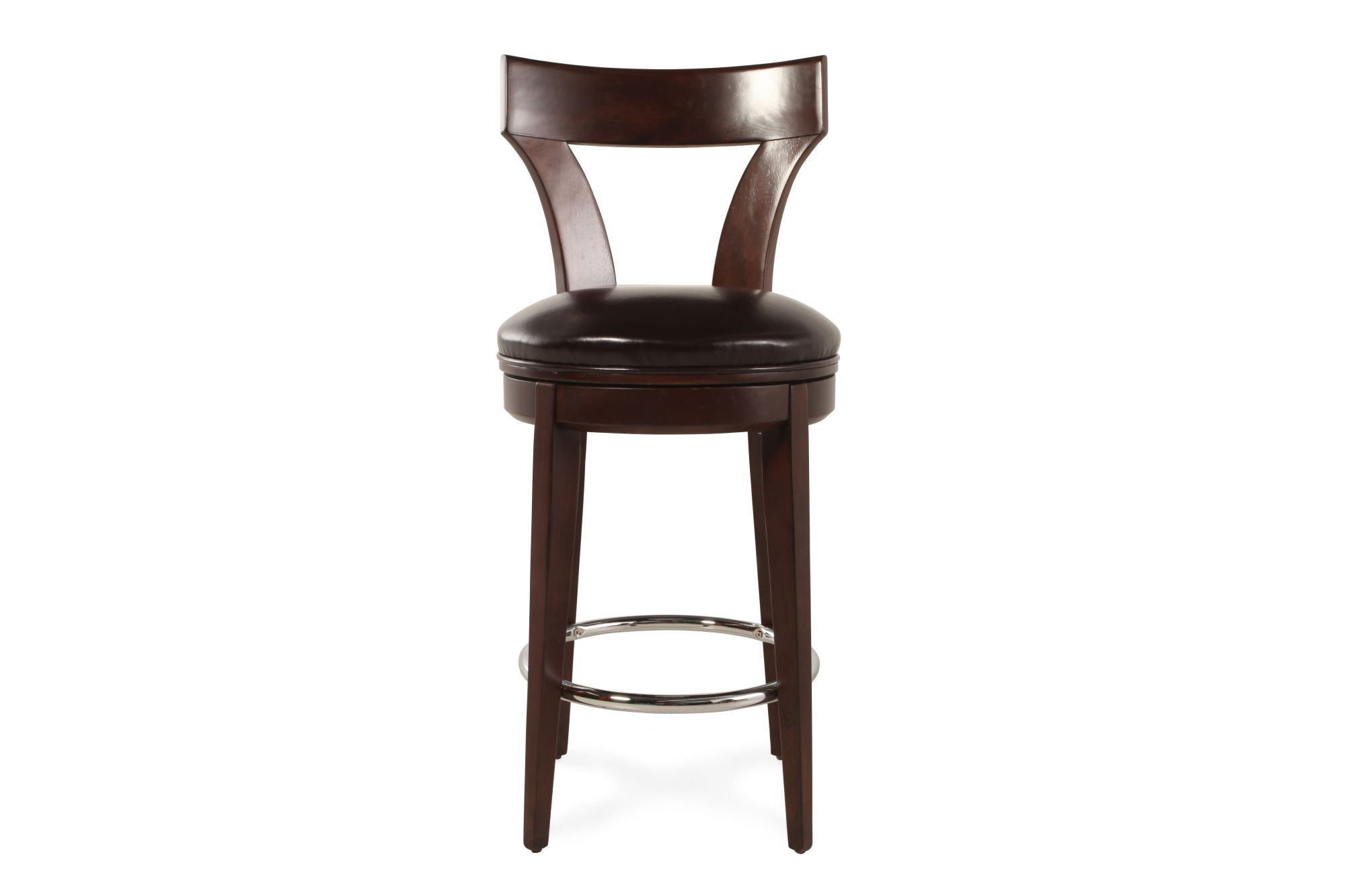 pulaski burton barstool mathis brothers furniture kitchen ideas