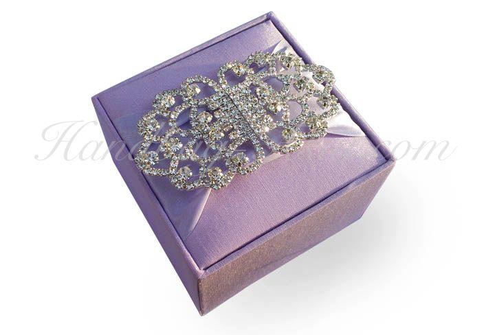 Luxury Silk Wedding Favor Box Wedding Favor Boxes Pinterest