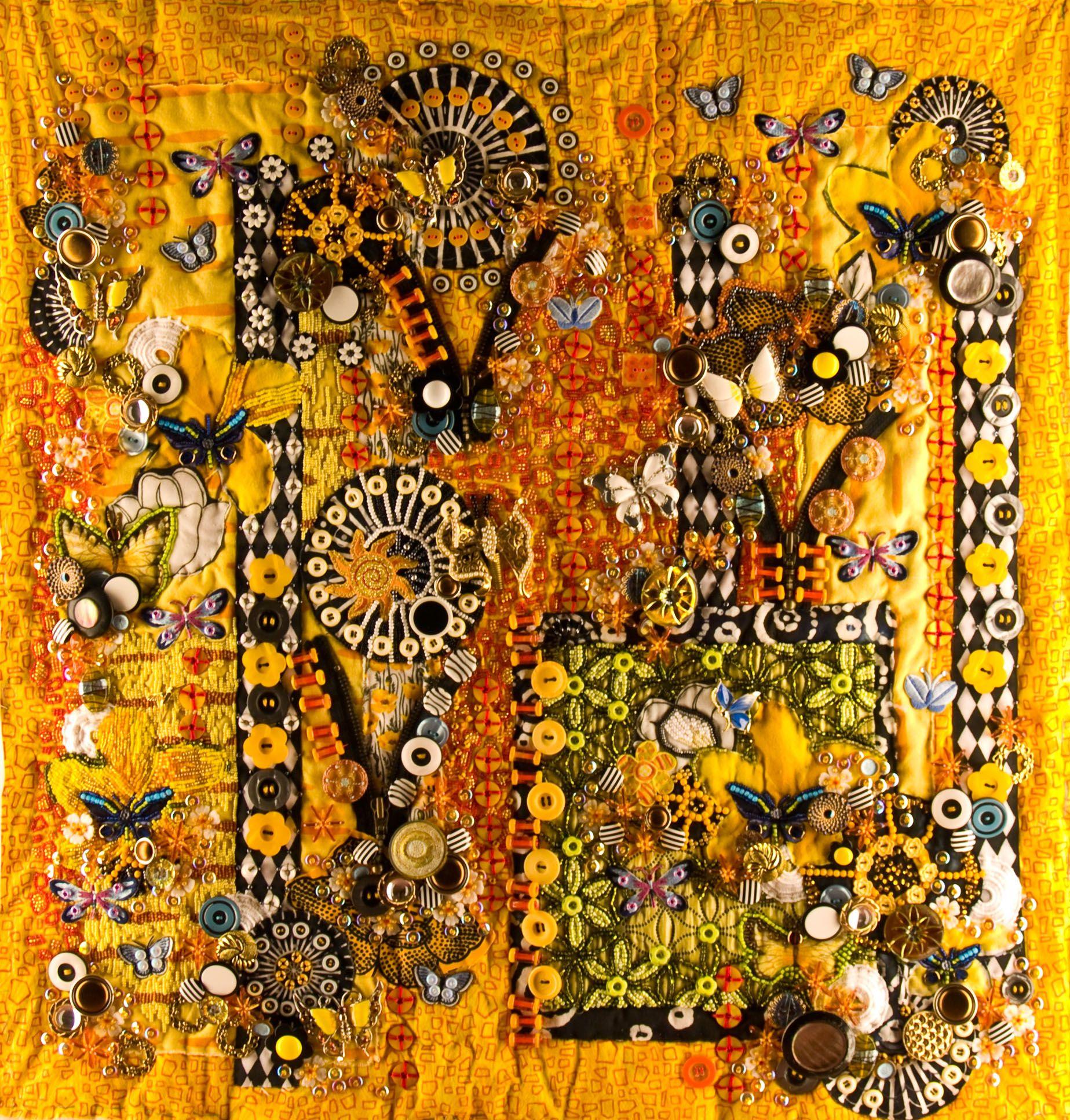 quilt art | art quilt creation techniques Archives - Fiber ... : art quilts pinterest - Adamdwight.com