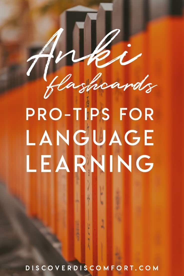 Anki Pro Tips for Language Learners (a FAQ) Language