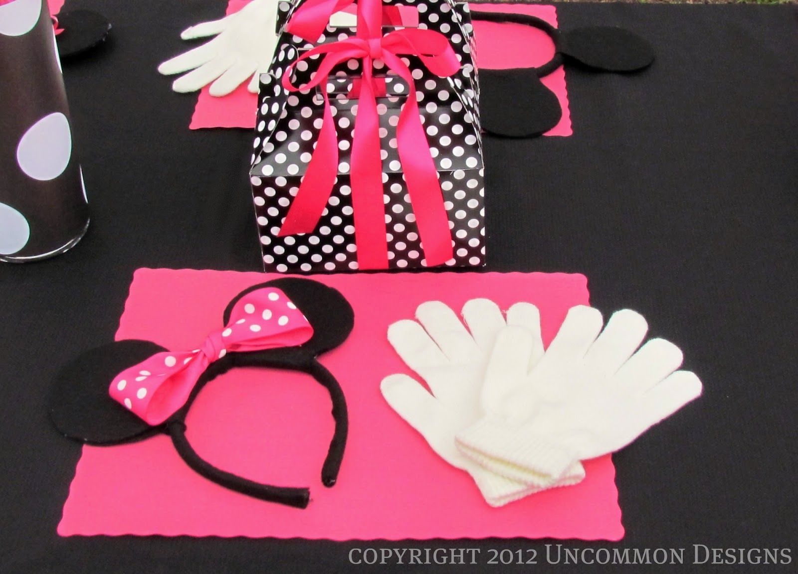 Minnie Mouse 2 Year Old Birthday