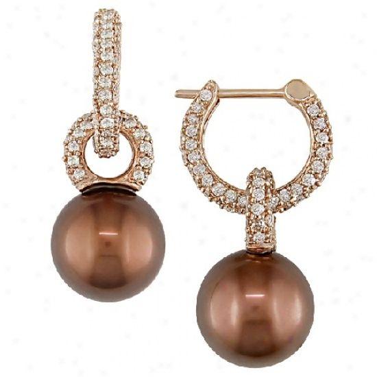 Tahitian Chocolate Pearls