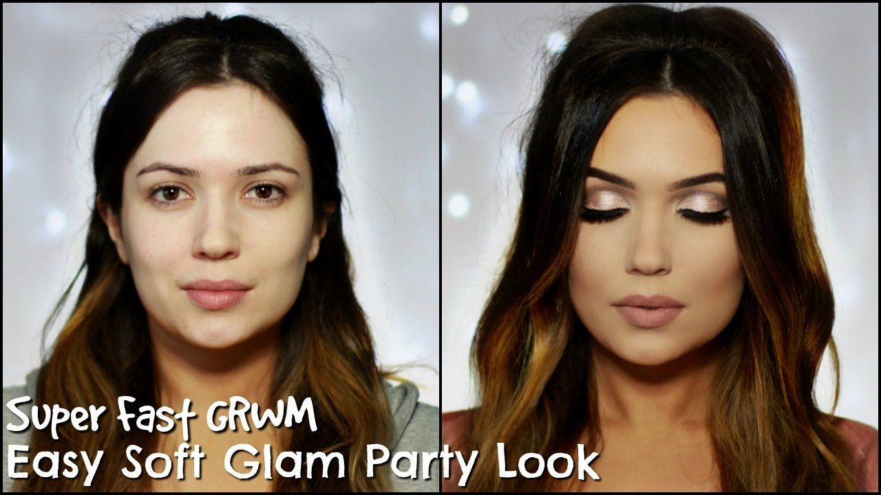 Glimmer Look For Special Holiday Glam Hair Hair Makeup Pink Glam It's also a perfect occasion for you to look your best. pinterest