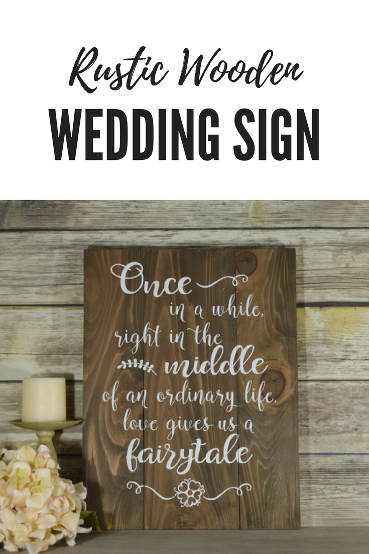 Pin By Shanna Humphries On Signs Wooden Wedding Signs Rustic