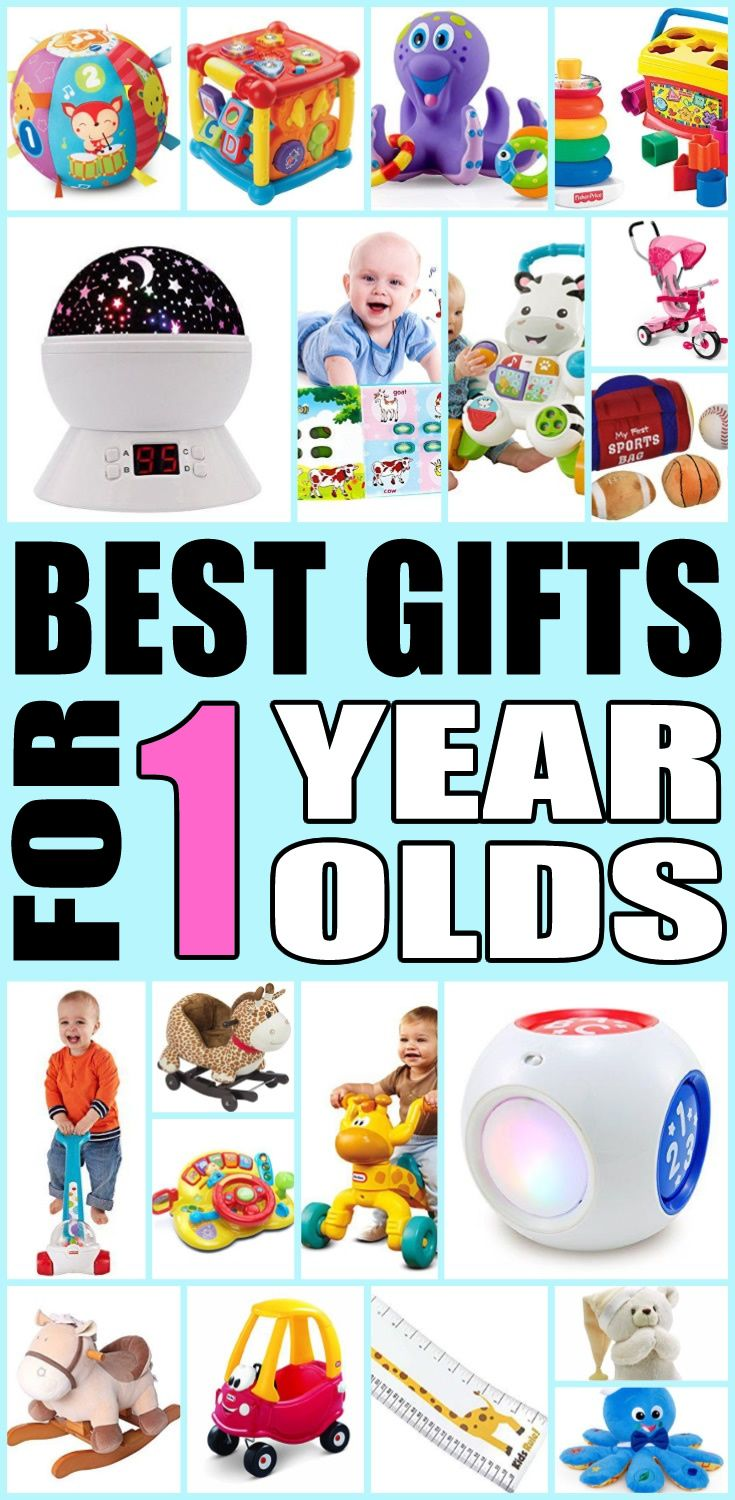Best Gifts For 1 Year Old Best First Birthday Gifts One