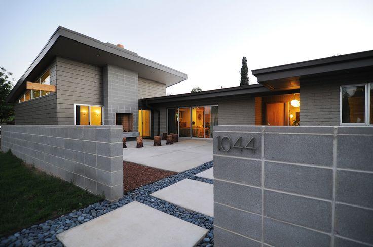 Images Of Mid Century Modern Slump Block Houses Google Search