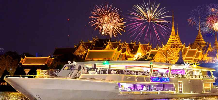 5 Places To Celebrate Happy New Year In Bangkok Happy New Year Hd Happy New Year New Years Eve Fireworks