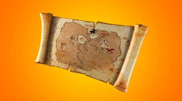 Fortnite: How to Use the Treasure Map | Treasure maps ...