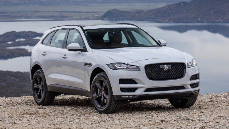 2019 Jaguar F Pace Adds Technology Keeps V6 And Diesel Options Jaguar Jaguar Car Apple Car Play