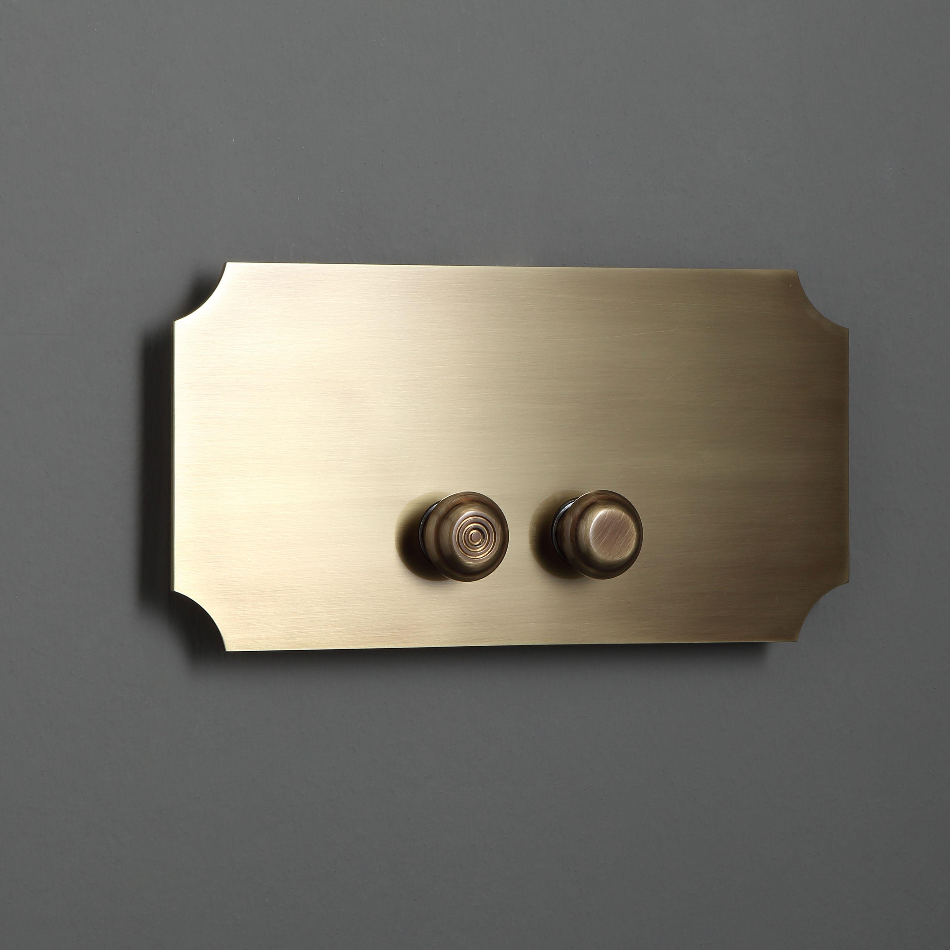 plaque patible Geberit pour wc by Bleu Provence