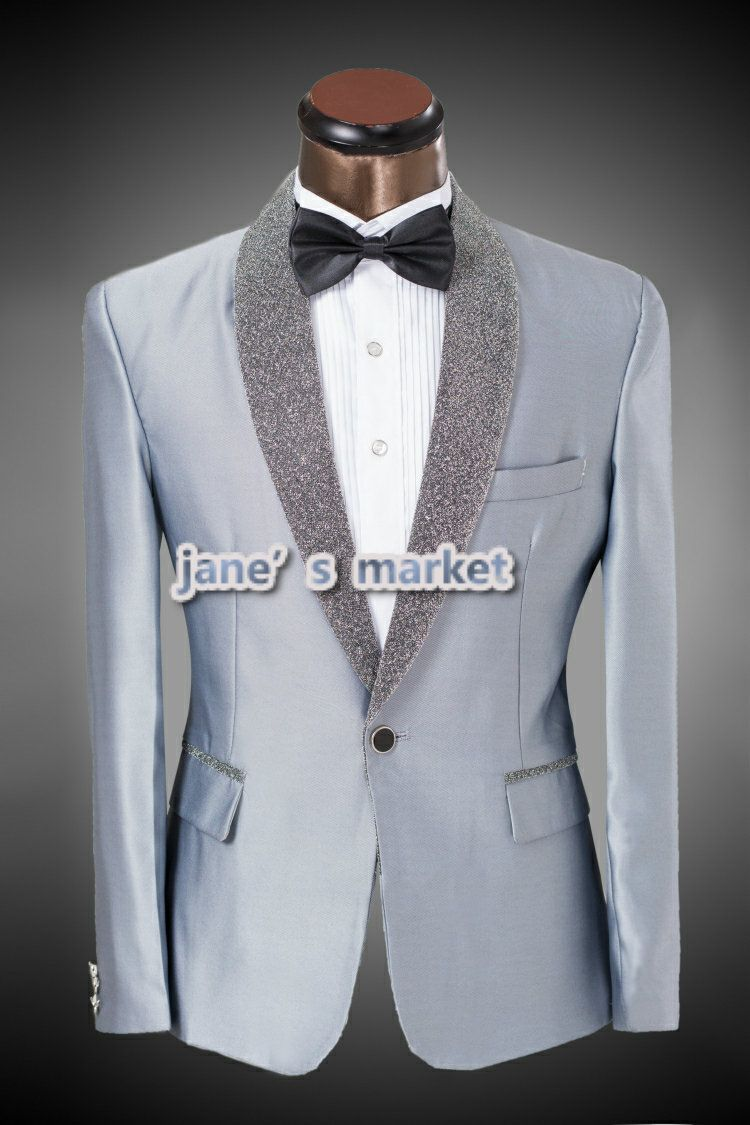 only $67.73 Winter Fashion Business Suit For Man Tuxedo For Groom ...