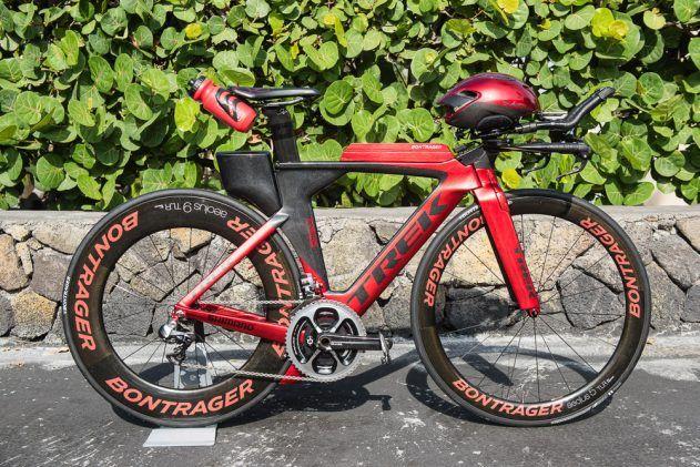 Kona Pro Bike Tim Reed S Trek Speed Concept Bike Pro Bike Trek Bikes