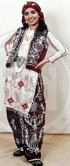traditional festive costume from trakya thrace turkish c 1925 the velvet