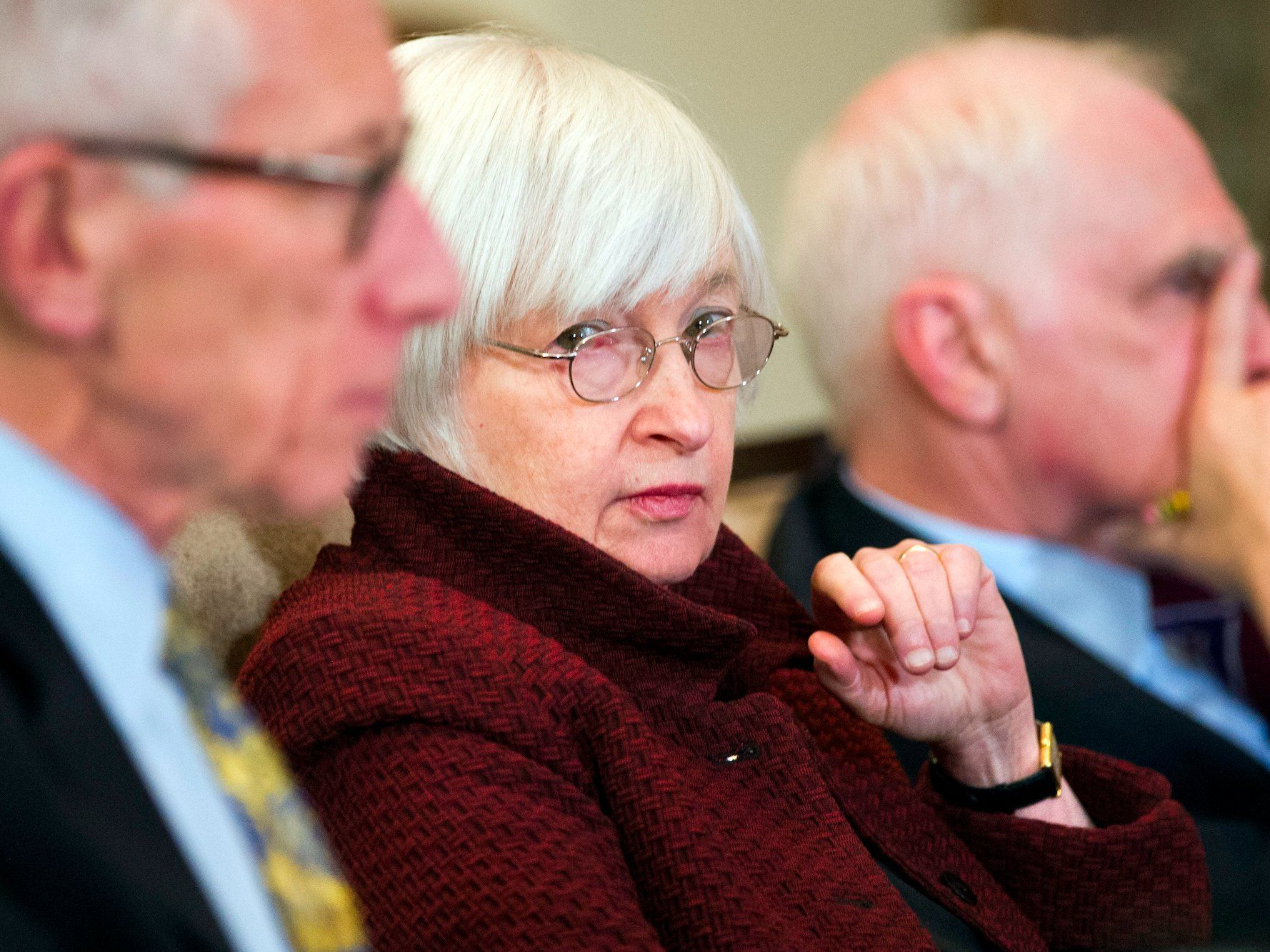 Pin Pa Fed Janet Yellen To Step Down After Not Being Reappointed Chair