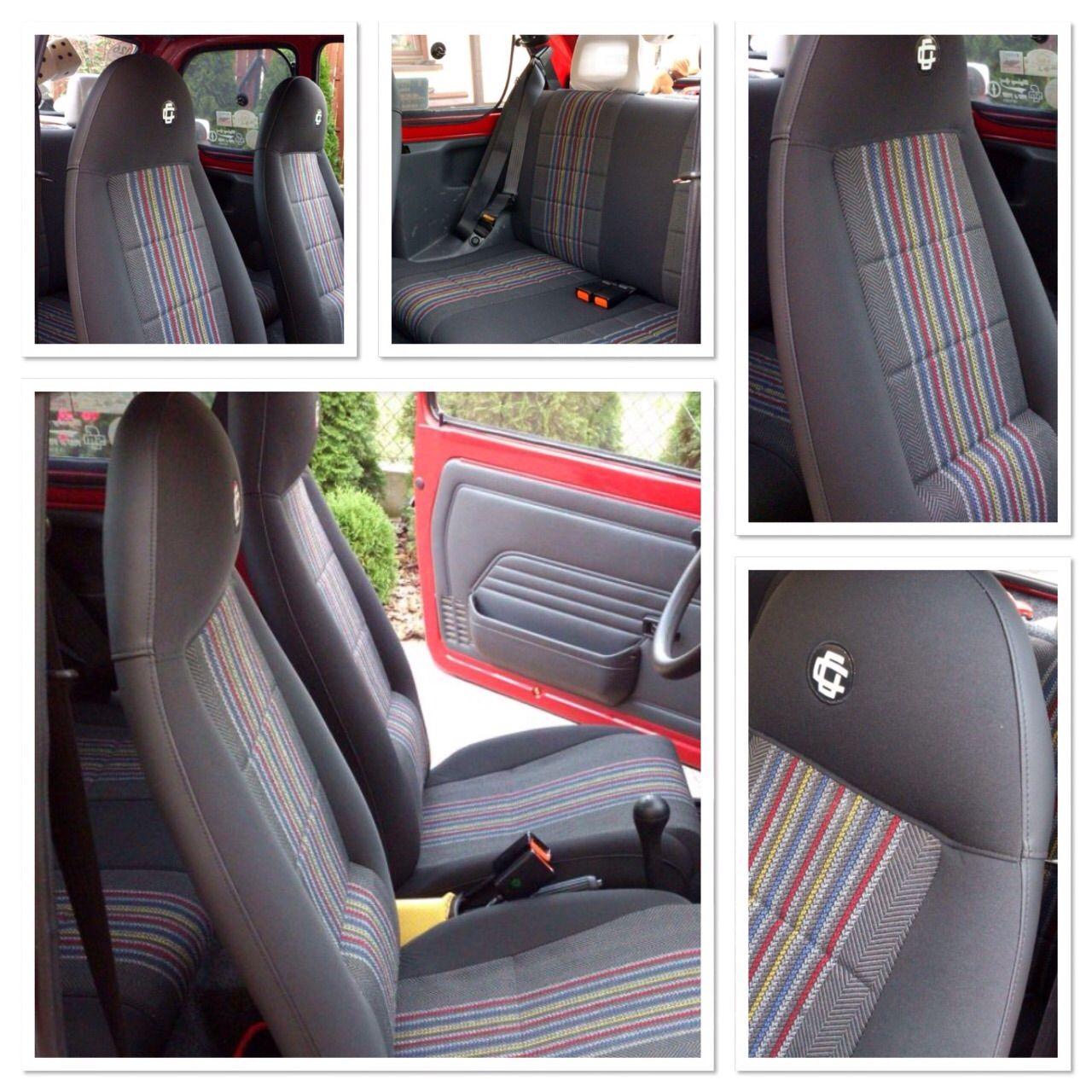 Inter Groclin Polski Fiat 126 Small Cars Car Seats