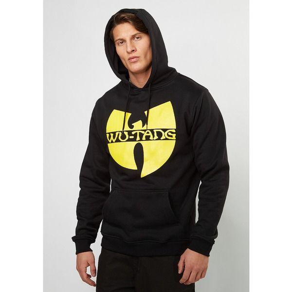 Wu Wear Chest Logo Hoody Sweatshirt Homme