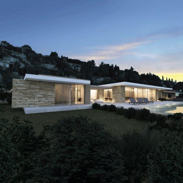 Architecture Maison Contemporaine Var