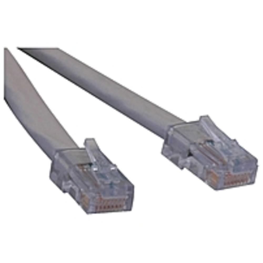 Tripp Lite T1 Shielded RJ48C Patch Cable (RJ45 M-M), 5-ft. - RJ-45 ...