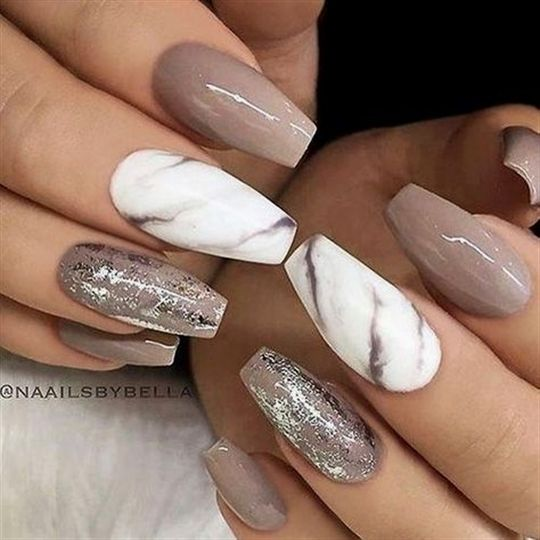 Nail Designs for Spring Winter Summer Fall. Best Acrylic Nails. Why do acrylic nails always look way better then natural nails? There is just something about acrylic nails that are simply fabulous and we have found a bunch of awesome acrylic nail designs. #NailDesigns