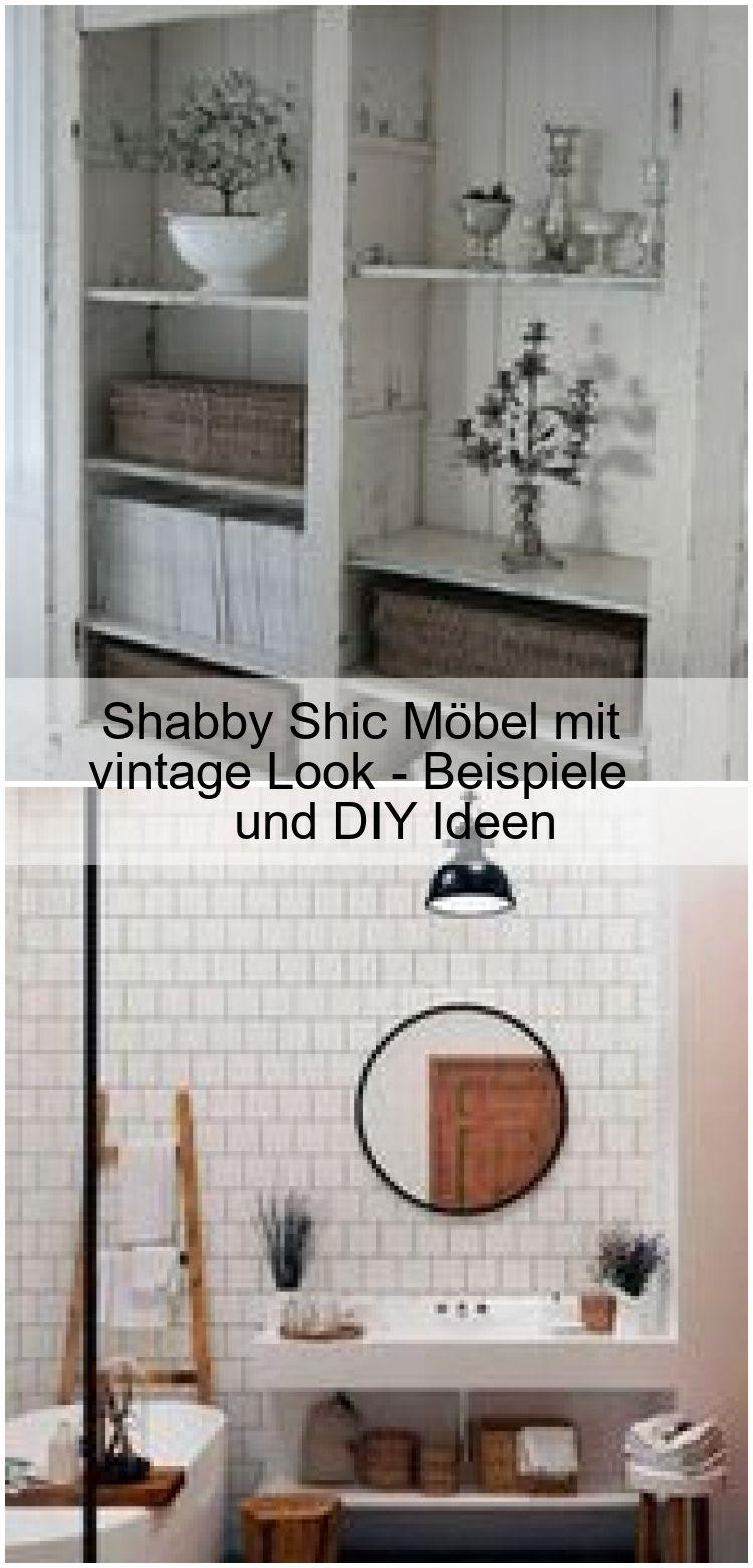 Shabby Shic Mobel Mit Vintage Look Beispiele Und Diy Ideen