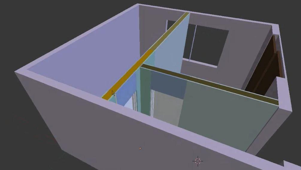 Bedroom Divider