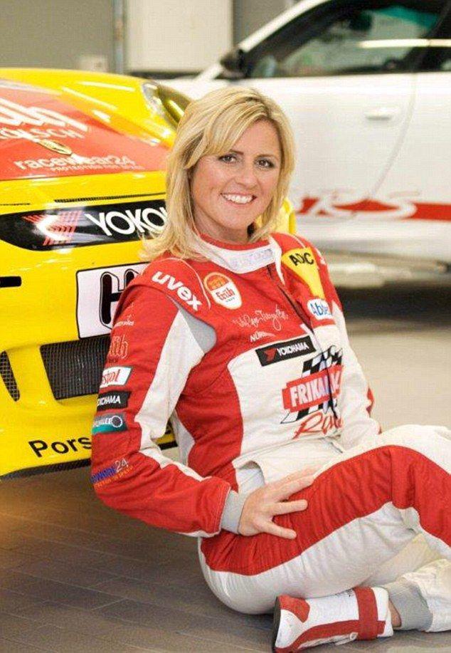 How Sabine Schmitz became the new Top Gear host