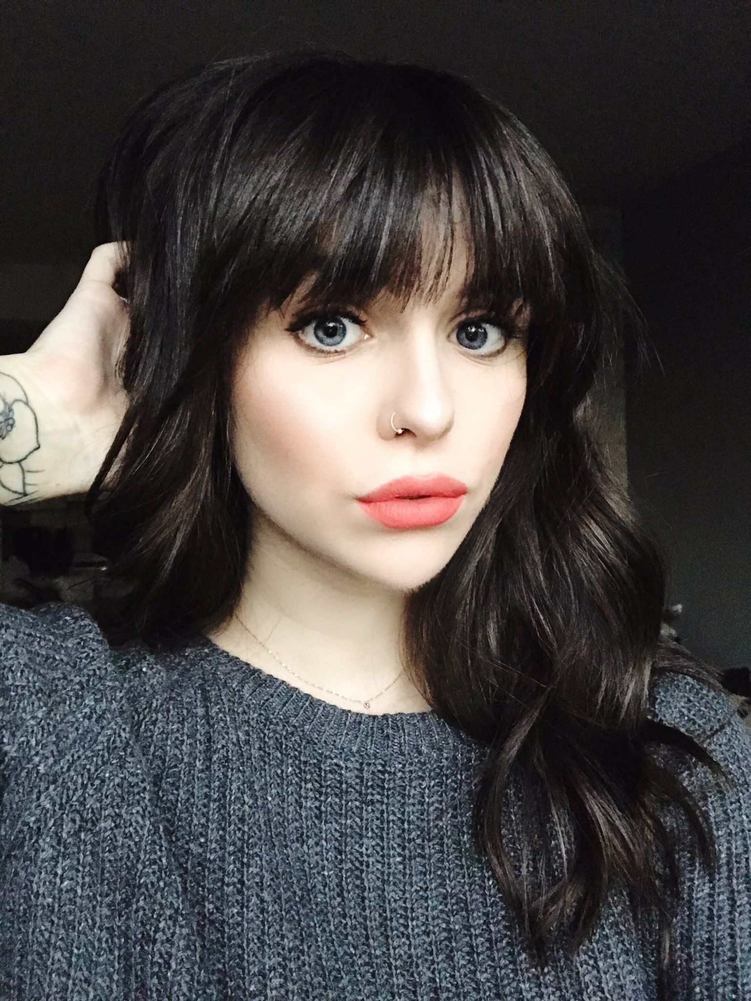 Coiffure Cheveux Long Brun Acacia Kersey On En 2019 H A I R Pinterest