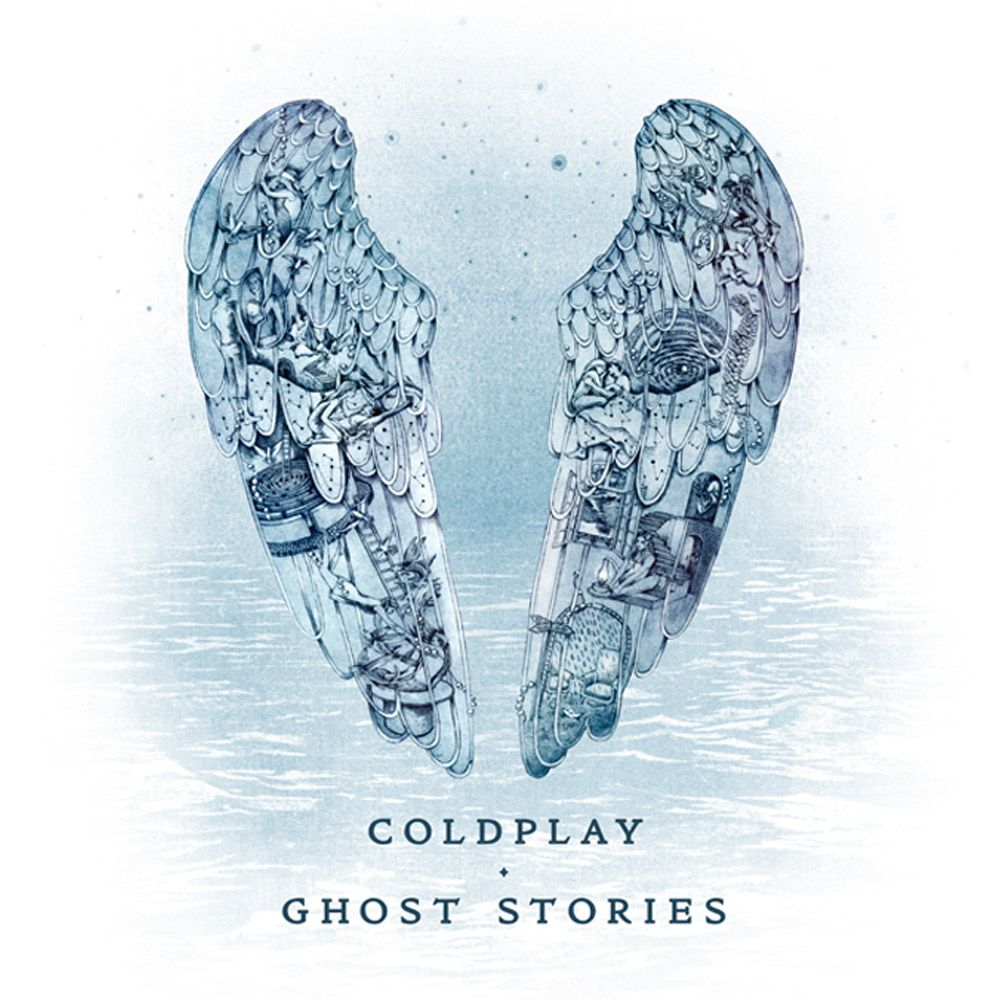 Coldplay Official Store | Coldplay ghost stories, Coldplay ...