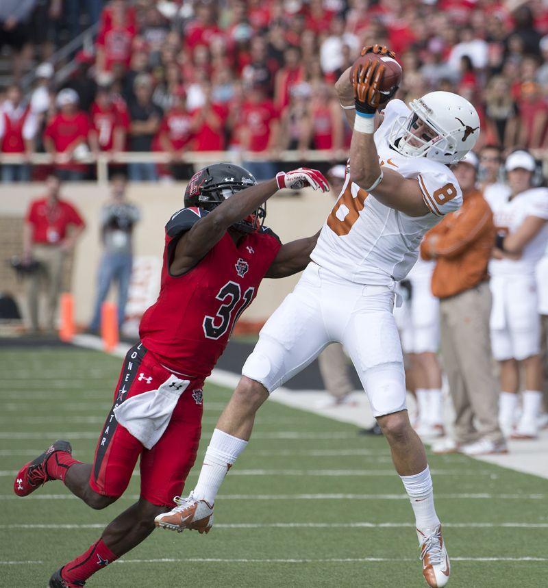 Jaxon Shipley (8) Texas football, Longhorns football