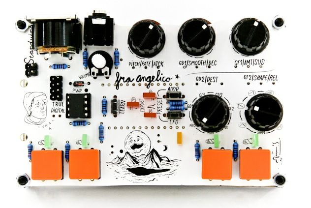 the standuino fraangelico arduino synthesizer synthtopia maker pinterest arduino tech. Black Bedroom Furniture Sets. Home Design Ideas