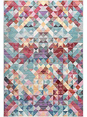 benuta Teppiche Moderner Designer Teppich Visconti Multicolor
