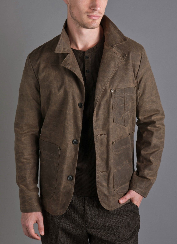 3940cd9cbc8 Billy Reid Quail Jacket