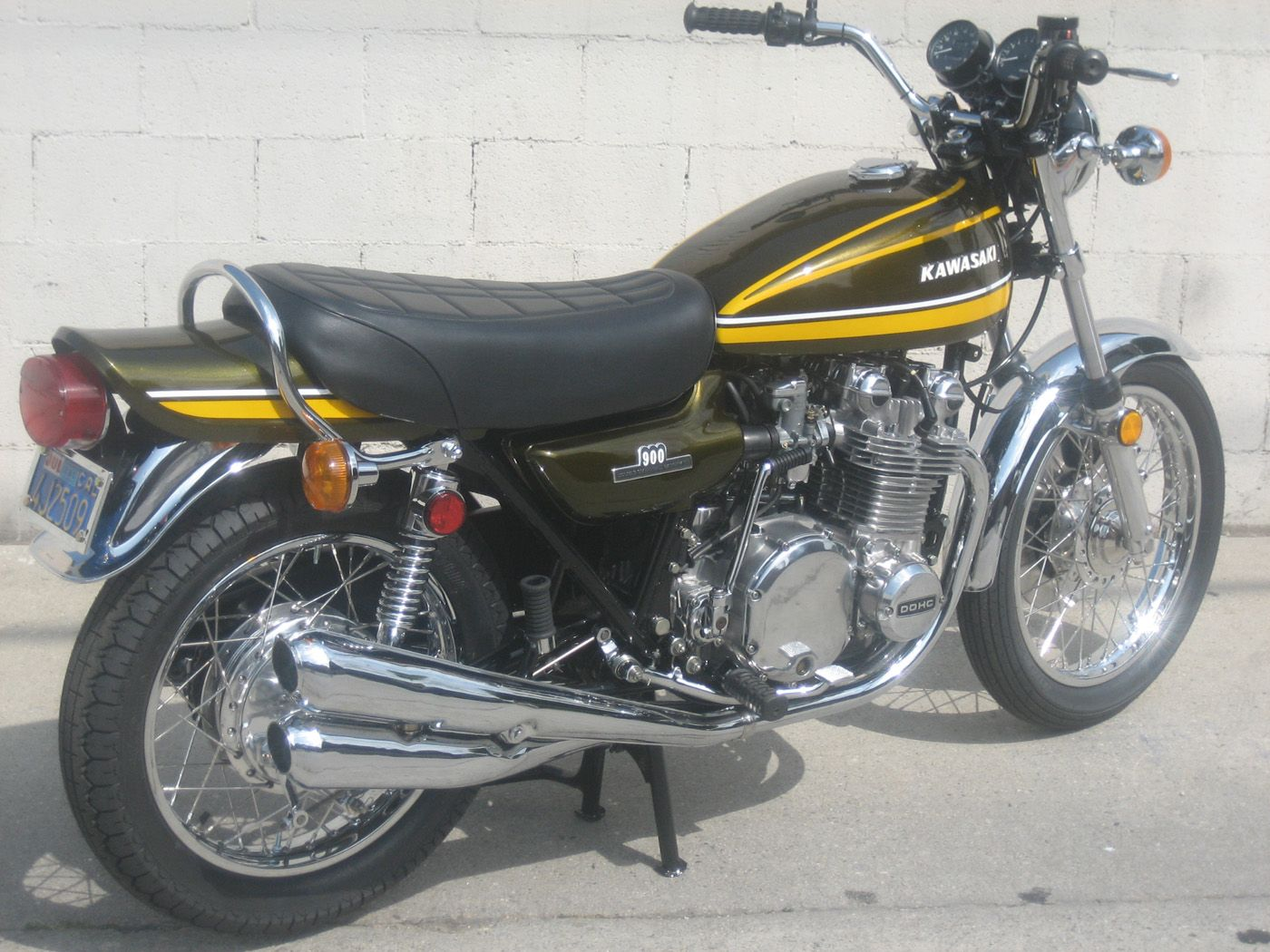 kawasaki 900 z1 1974 kawasaki z1 900 bike 39 s. Black Bedroom Furniture Sets. Home Design Ideas