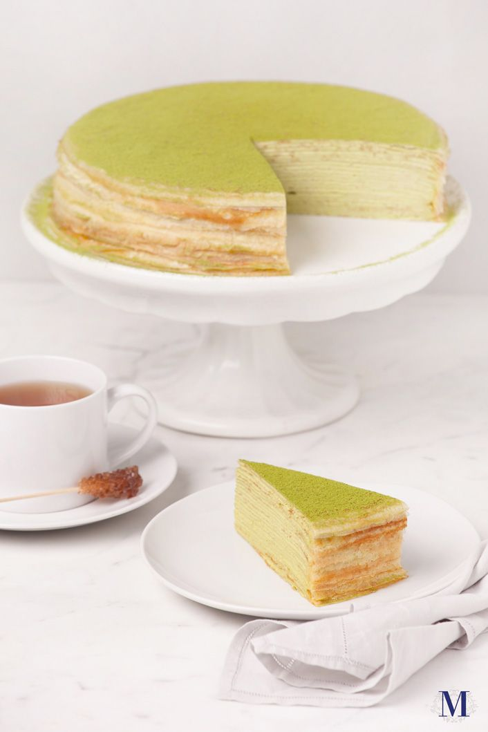 Want For Wedding Best Thing Ive Ever Eaten Lady M Green Tea Mille Crepe Lady M Confections
