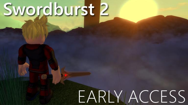 Swordburst 2 Early Access - ROBLOX | ROBLOX | Rpg world, Games
