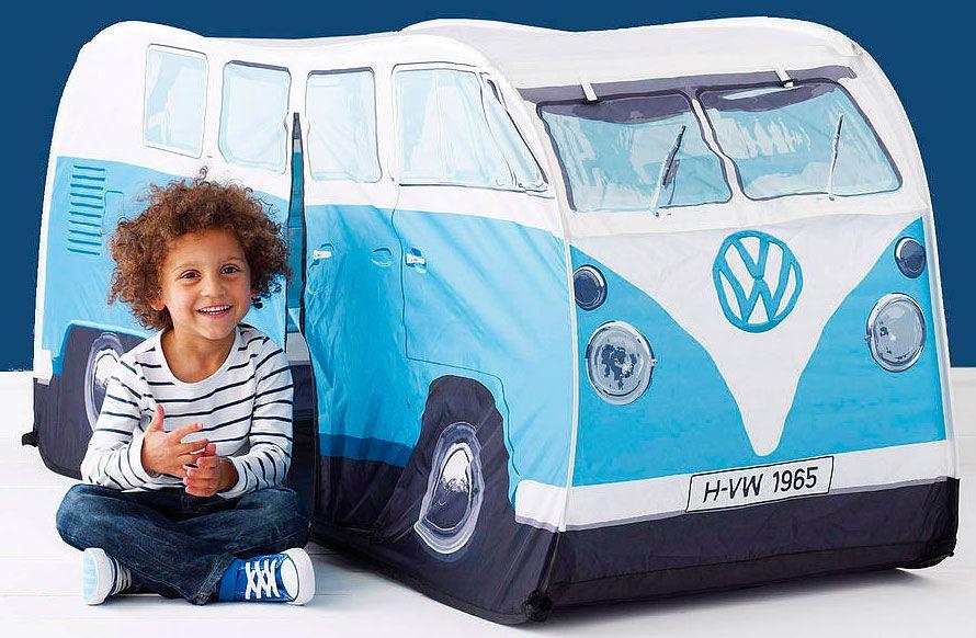 Regalador.com - Tienda de campaña Volkswagen para niños