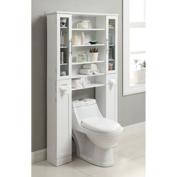 Genial A Unit Like This   But Taller   And With Removable Lower Shelving For  Working On The Toilet Would Be Great In The Washroom!