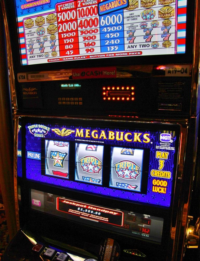 Megabucks Slot Machine Winners