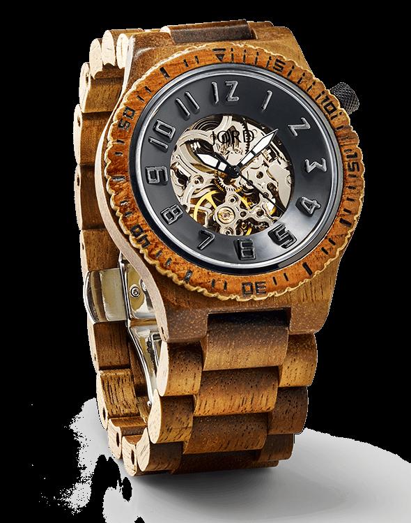 dover series koa black men and women wood watch and luxury dover series koa black wooden watches for menjord