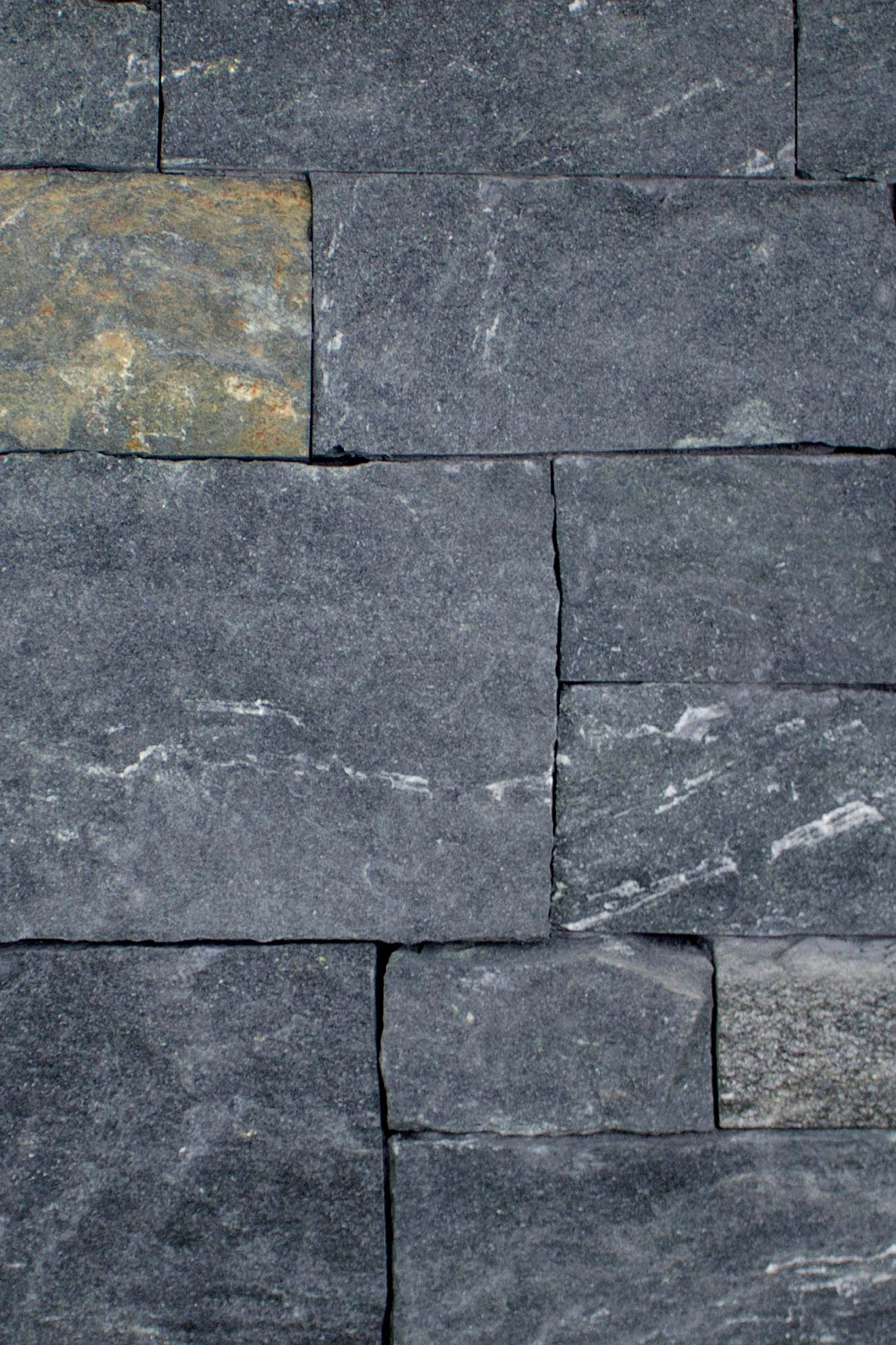 Thin Brick Veneer Stone Natural Thin Stone: CASTLE ROCK Full & Thin Stone