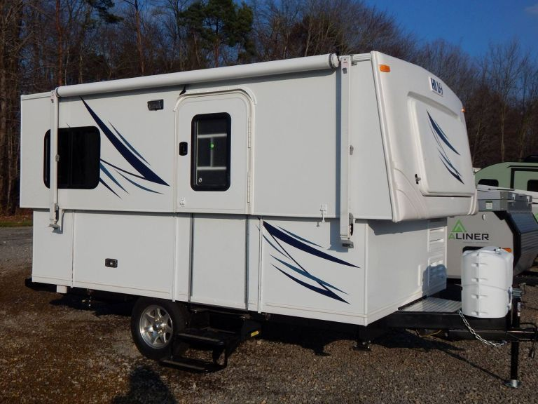 Easy Small Travel Trailers With Bathroom Luxury | Small ...