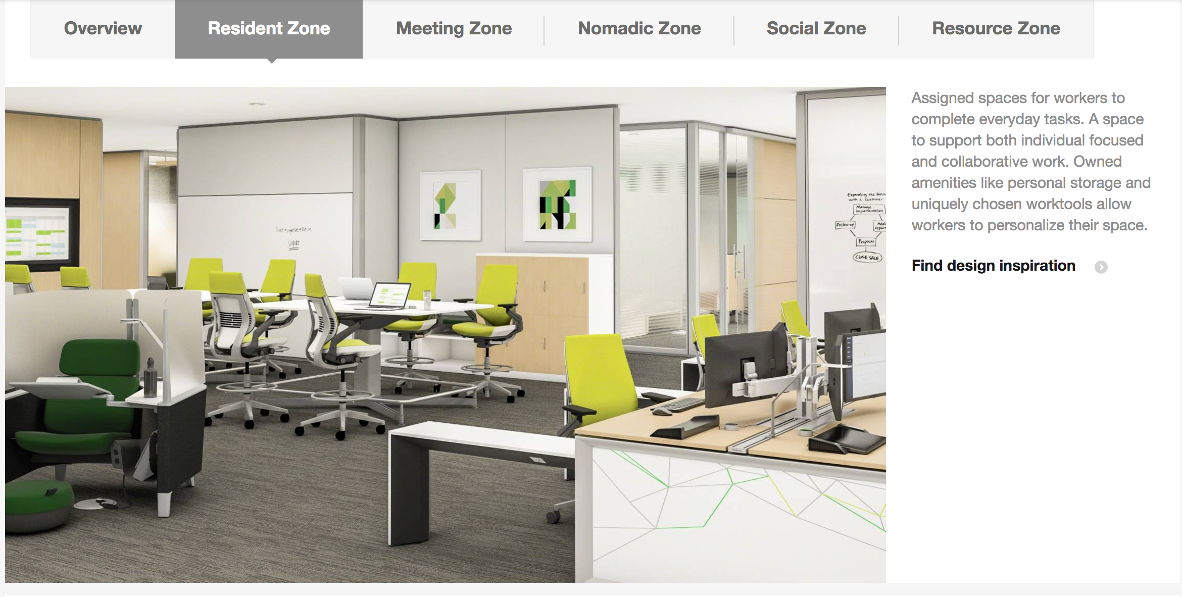 design office space dwelling. Resident Zone - Assigned Spaces For Workers To Complete Everyday Tasks. A Space Support Both Individual Focused And Collaborative Work. Design Office Dwelling D