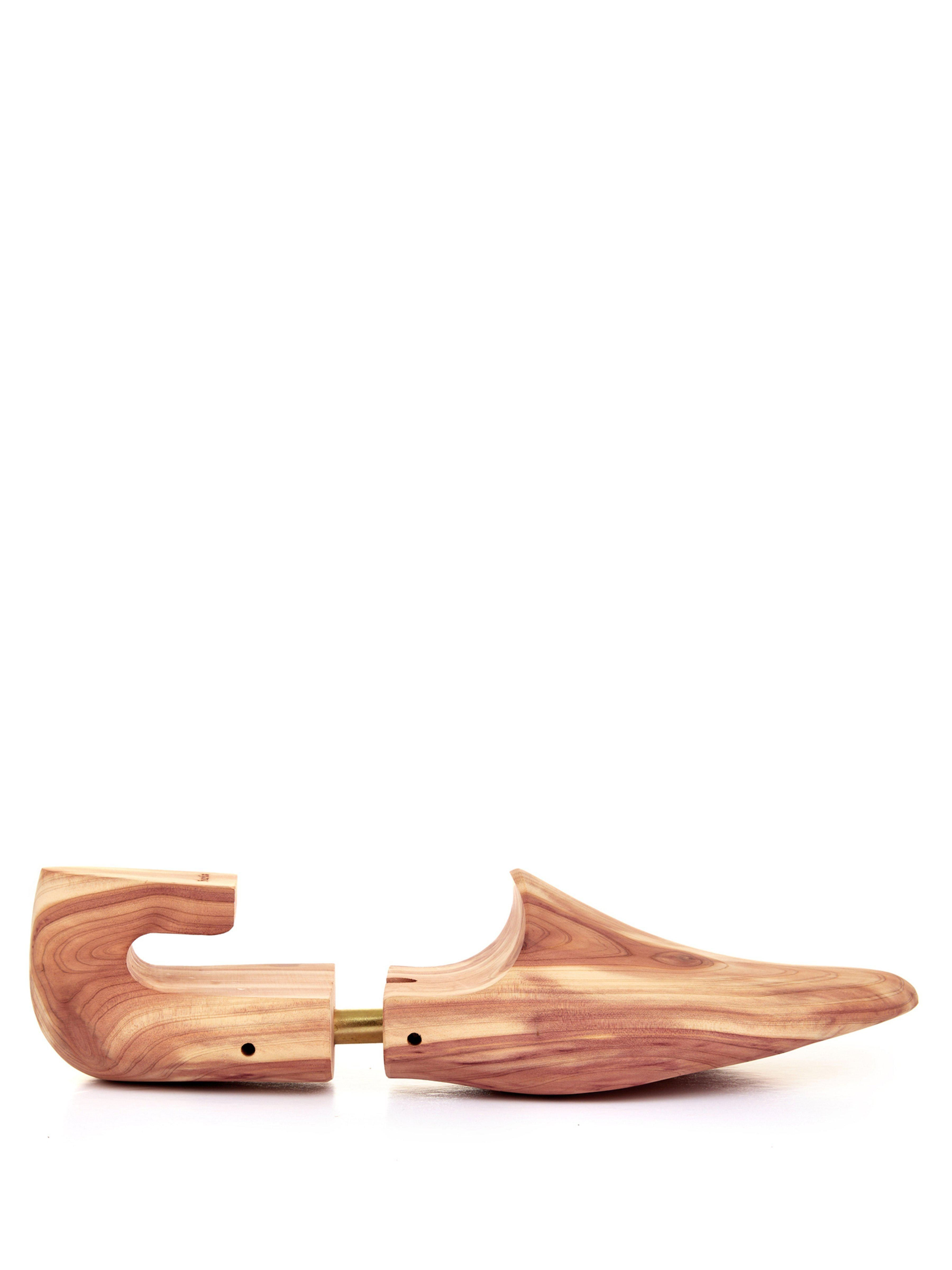 Churchs brown wessex wood and metal shoe trees for men