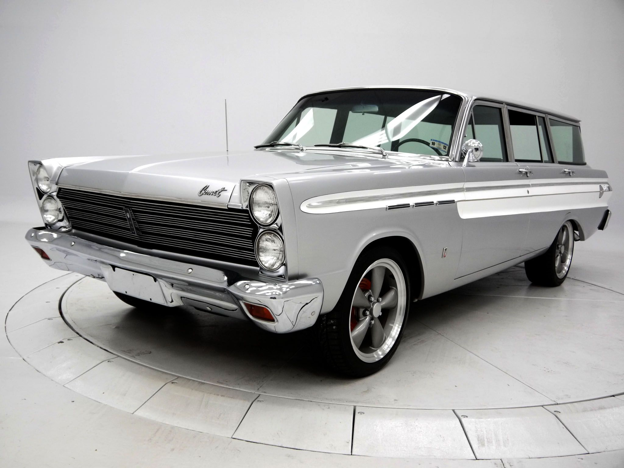 1965 Mercury Comet Wagon | grey | Pinterest | Classic trucks ...
